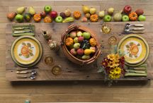 Fall Celebrations / Tablescapes and Fall recipes and ideas for thanksgiving and other celebrations