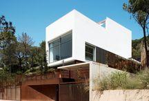 Casa en Tamariu / Vivienda Unifamiliar en Tamariu, Girona #casa #vivienda #tamariu #octaviomestre #om_arquitectos