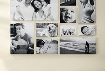 Wall art family
