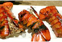 Seafood ~ Lobster Tails