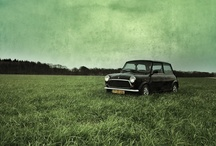 Mini's and other classic cars