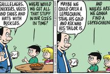 St. Patrick's Day Comics / by GoComics