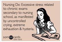 Nursing school / by Deanna Beasley