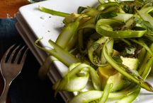 salads / many recipes