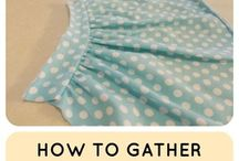 Sewing projects and hints / Projects I want to try