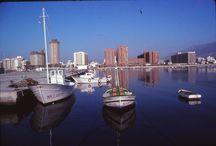 Fuengirola / Hermoso pueblo de la Costa del Sol (Málaga), donde he vivido felizmente desde 1977 hasta 1987...