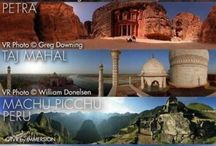 Seven Wonders of the World / Let's look at the 7 wonders.