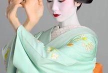Matsuri Japan Woman