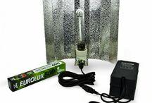 Eurolux 600w Compact Grow Light Systems