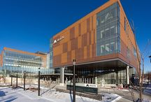 Clinics and Surgery Center / In February 2016, University of Minnesota Health opened its state-of-the-art, patient-friendly Clinics and Surgery Center.