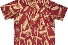 For The Beach / Vintage Hawaiian Shirt