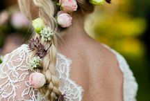 Trouwen: Jouw Bruidskapsel / Welke haardracht vindt jij mooi? Heb je kort of lang haar en wat doen je dan als je gaat trouwen met jouw kapsel.