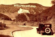 """The """"Hollywood"""" Sign / The famous landmark sign in Hollywood"""