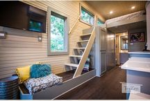 Tiny Home Ideas / Tiny home ideas and the way of life that is Tiny Homes. Be inspired by others who are already living their tiny home lifestyles. #tinyhome, #tinyhomeplans, #tinyhomes