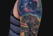 Tetování galaxy