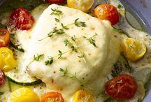 Recepten met Mozzarella / Mozzarella