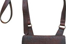 Leather Hunting Bags / by John L Weeks