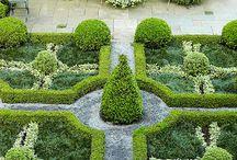 Formale Gärten