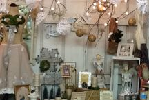 Craft Booth Displays / Ideas for displaying crafts to sell  / by Samantha Hollingshead