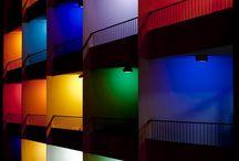 colourfull housing
