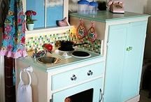 play kitchens / by Amm Clayton