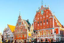 Masal Kentlerine Yolculuk; Baltıklar! / Ortaçağdan kalma yapılar arasında kendinizi bir masal kitabının içinde hissedeceğiniz Baltık Turları MNGTurizm.com'da!  bit.ly/mngturizm-baltik-turlari  #mngturizm #senyeterkitatiliste
