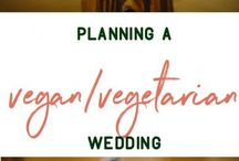 Vegan wedding