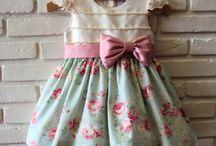 Vestidos meninas