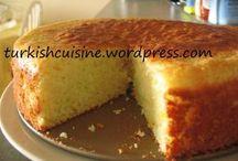 limonlu hindistan cevizli kek