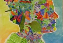 Archimboldo / Examples of this artists' work as well as works that are inspired by his style.