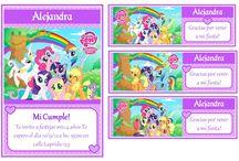 Candy Bar Pony