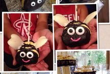 Creations from Viva LA Sweet Tooth