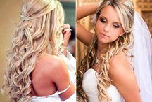 Wedding hair / by Kerri Morin