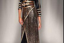 Marokkaanse jurk