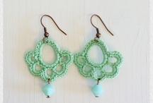 Crochet- jewellery