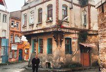 Bir garip İstanbul