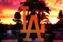 LA Dodgers / by Amanda Morales