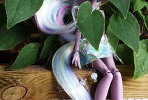 Marisol Coxi Unicorn repaint Monster High