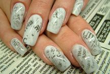 Cool Nail Art Designs / by Becky Smith