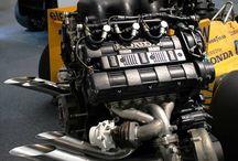 F1 Engine and P.U.