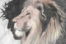 León de la tribu de Juda