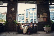 City Weddings - Warehouses, Pubs, Rooftops