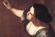 Artemisia Gentileschi - Αρτεμισία Τσεντιλέσκι