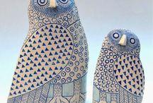 Keramika - zvířátka