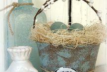 Peat Pot Crafts
