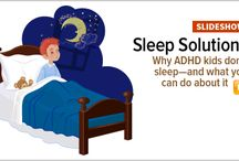 Go to Bed! Sleep Help for ADHD Families / Why ADHD kids don't sleep, and what you can do about it to keep everyone in the family with healthy minds and bodies.