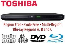 Electronics - Blu-ray Players & Recorders