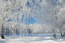 ╭✧ Winter, Christmas and Happy New Year ❄☃❄ / Зима... Снег... Мороз... Время самых тёплых объятий, самых уютных вечеров, самых душевных слов...♥*