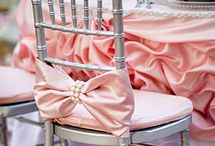 Wedding - Chair and Table