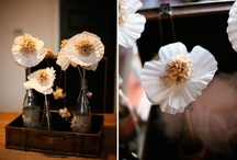 paper flowers / by Marah Johnson